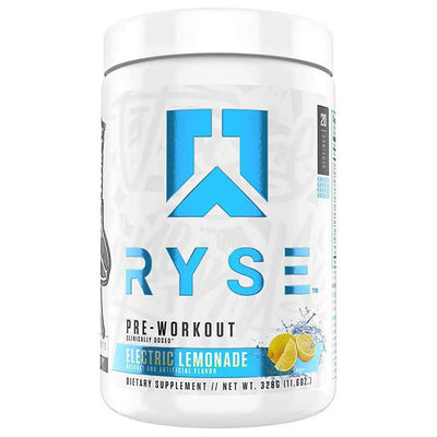 Ryse Supplements Pre-Workout 20/Servings Pre-Workouts Ryse Supplements Electric Lemonade  (4544214958145)