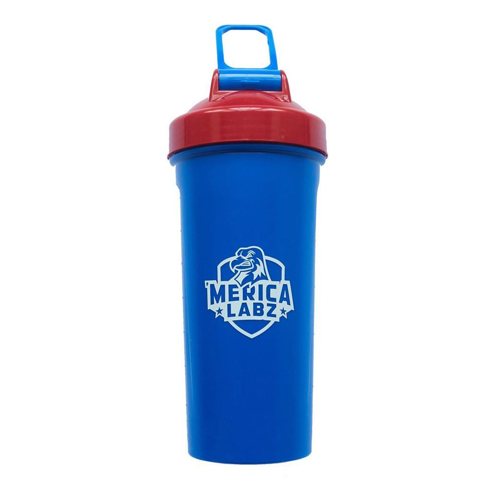 Merica Labz Shaker Bottle | Pre-Workout & Protein Shaker Apparel & - Accesories & - Books 'Merica Labz  (1754578518059)