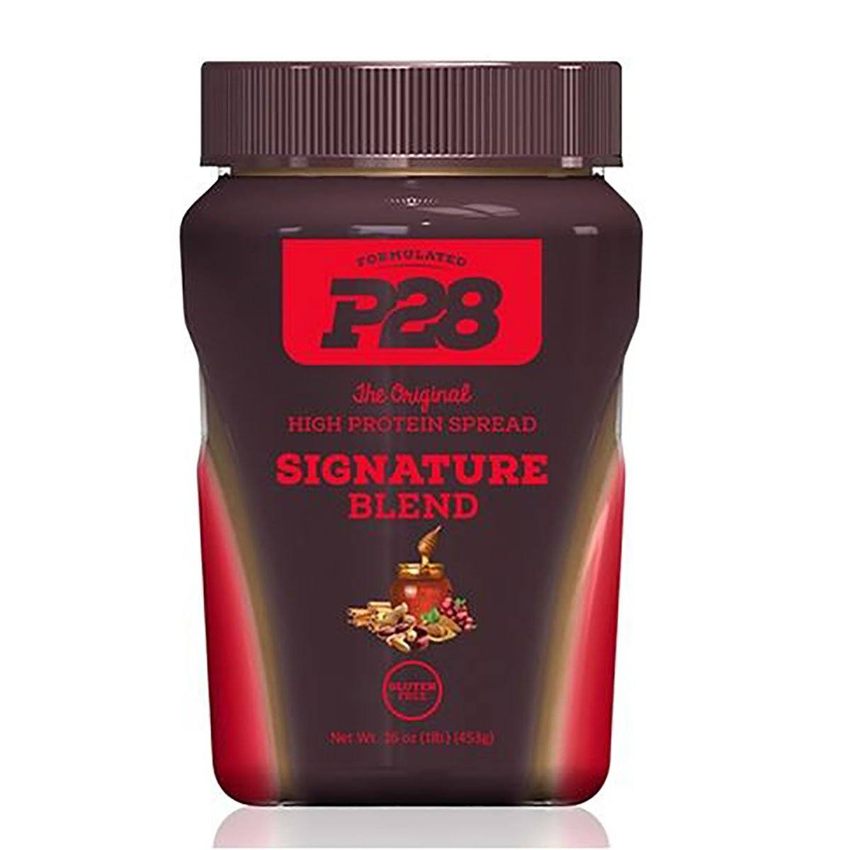 P28 High Protein Spread Signature Blend 16 Oz Protein P28  (1059011919915)