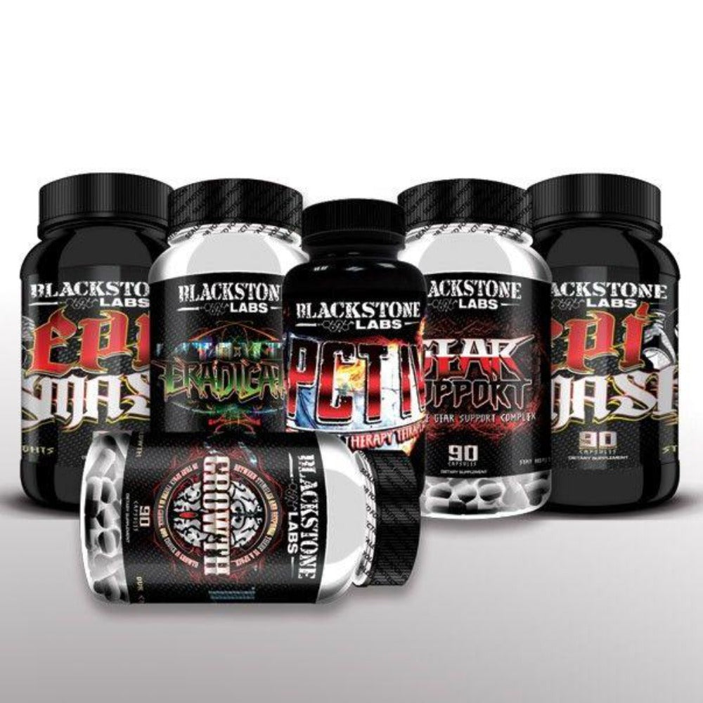 Blackstone Labs Smasher Stack Prohormones, Andro & Support Blackstone Labs  (1197858586667)