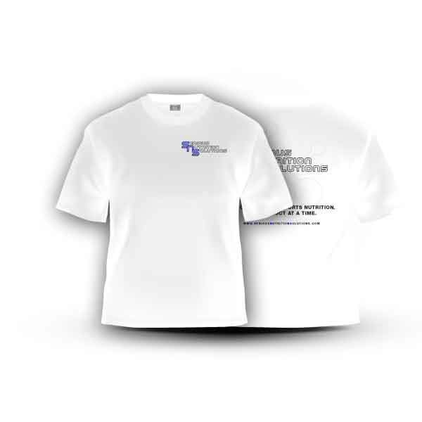 SNS T-Shirt Serious Nutrition Solutions  (1461812690987)