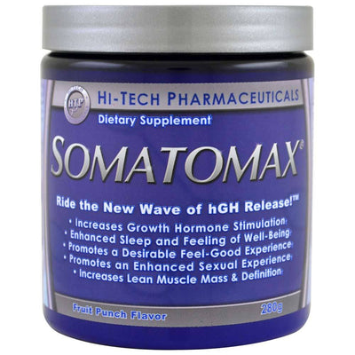 Hi-Tech Pharmaceuticals SOMATOMAX 20 Servings Sleep Aid Hi-Tech Pharmaceuticals Fruit Punch  (1059283599403)