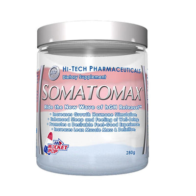 Hi-Tech Pharmaceuticals SOMATOMAX 20 Servings Sleep Aid Hi-Tech Pharmaceuticals Rocket Pop  (1059283599403)