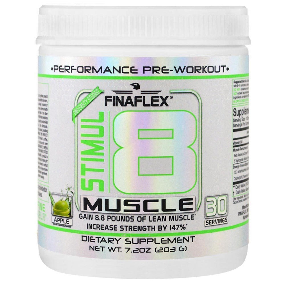 Finaflex Stimul8 Muscle 30 Servings Pre-workout Finaflex (redefine Nutrition)  (1059281829931)