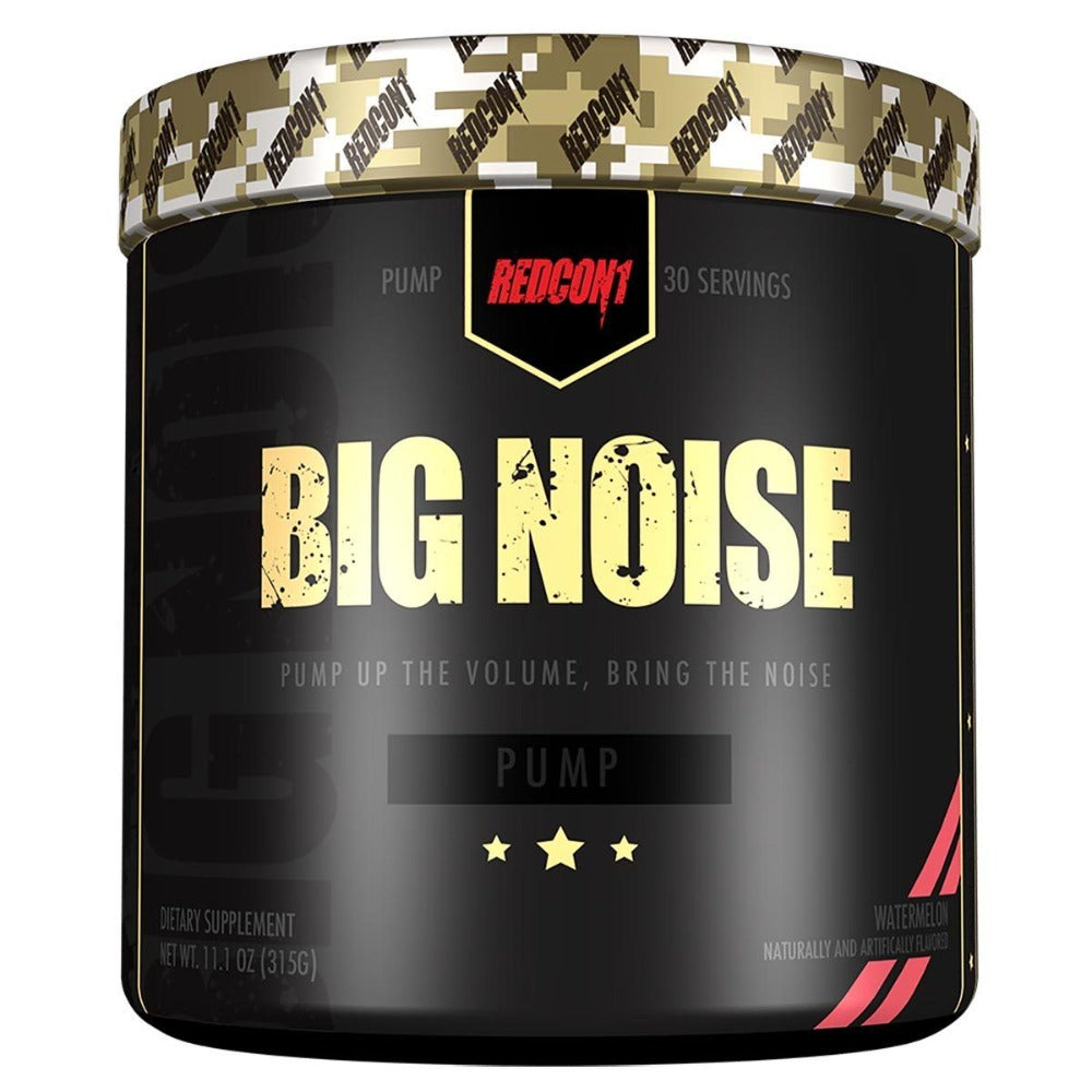 Big Noise 30 Servings Pre-workout Redcon 1  (1059286876203)