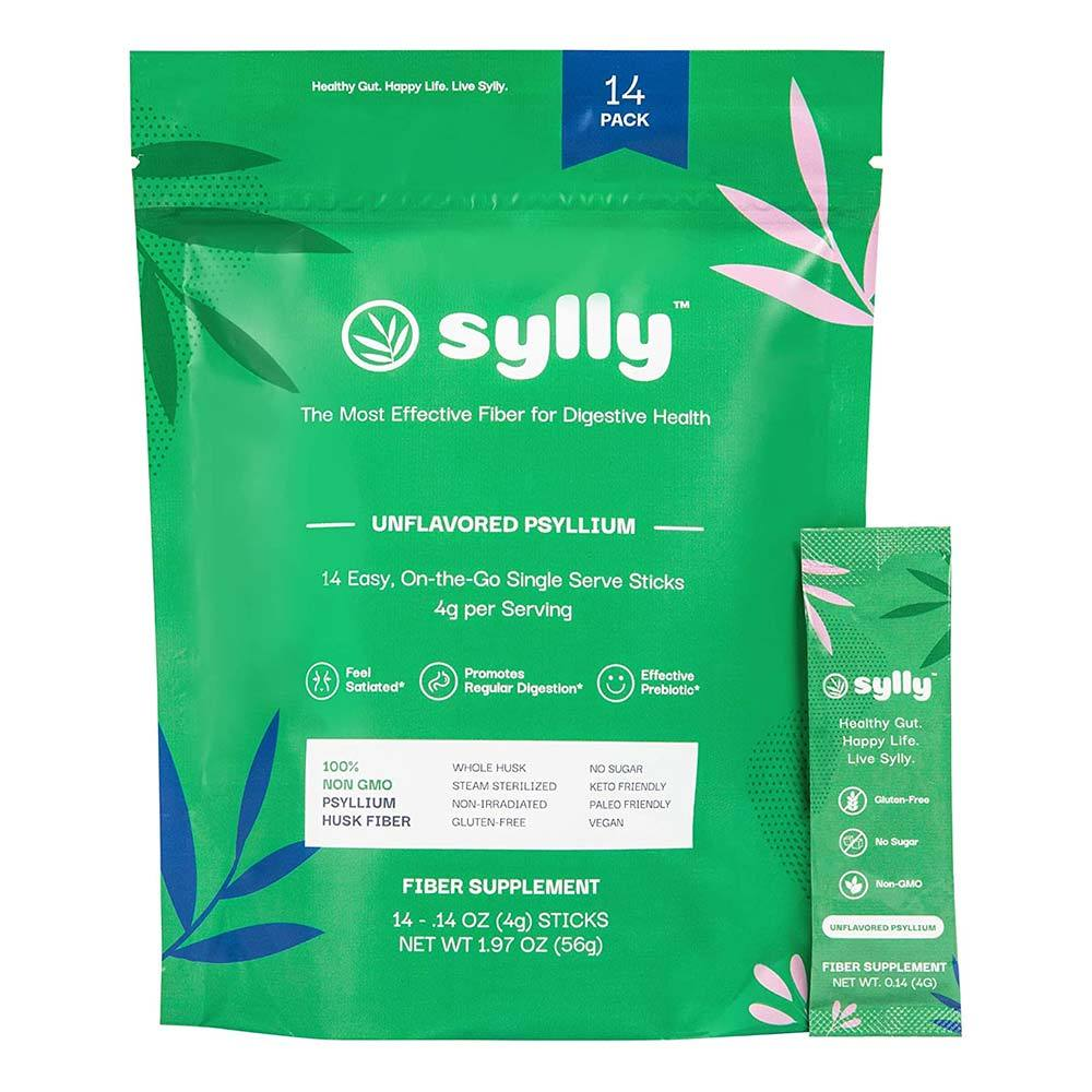 Sylly Fiber 14/Pack Digestive Health Sylly