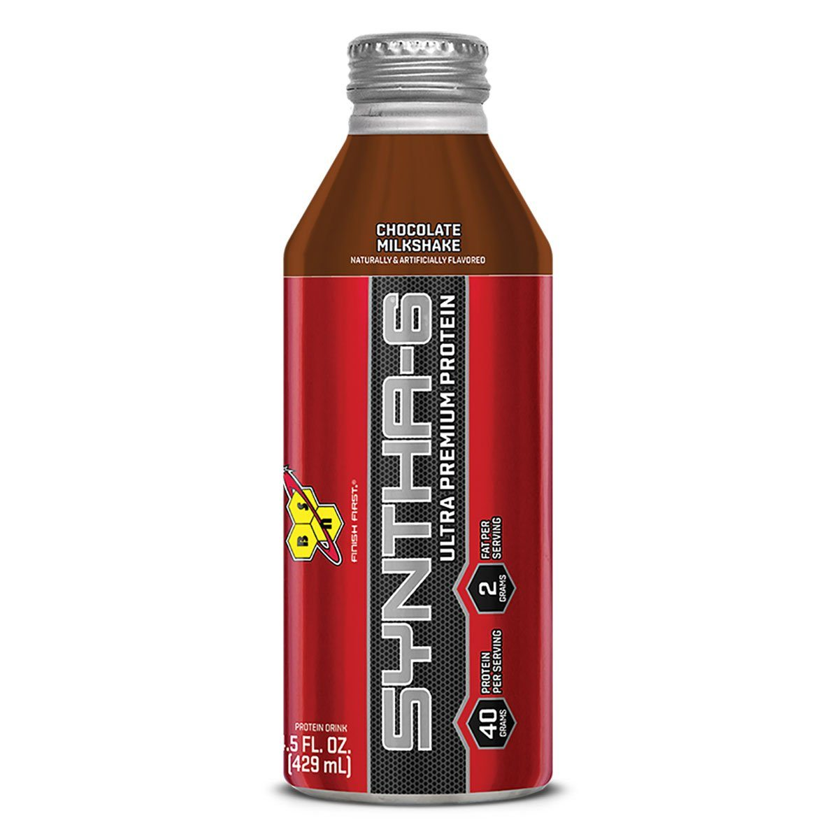 BSN Syntha-6 RTD 12/Case Drinks BSN Chocolate Milkshake  (1543448395819)