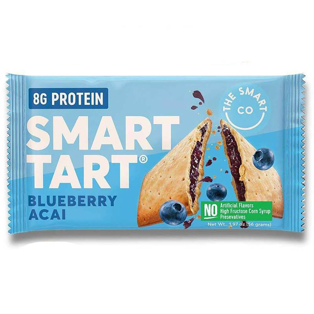 Smart Co Smart Tart 12/Tarts Foods Juices The Smart Co Blueberry Acai  (4200380071979)