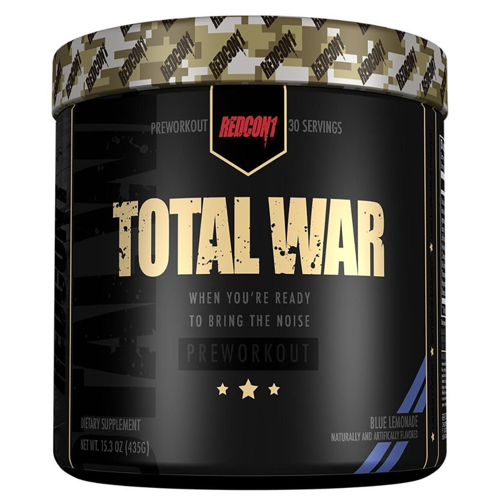 Total War 30 Servings Pre-workout Redcon 1  (1059286712363)