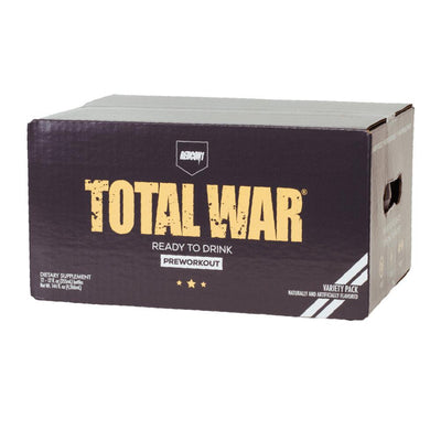 Redcon1 Total War RTD 12/Case Drinks Redcon 1 Variety  (1769519710251)
