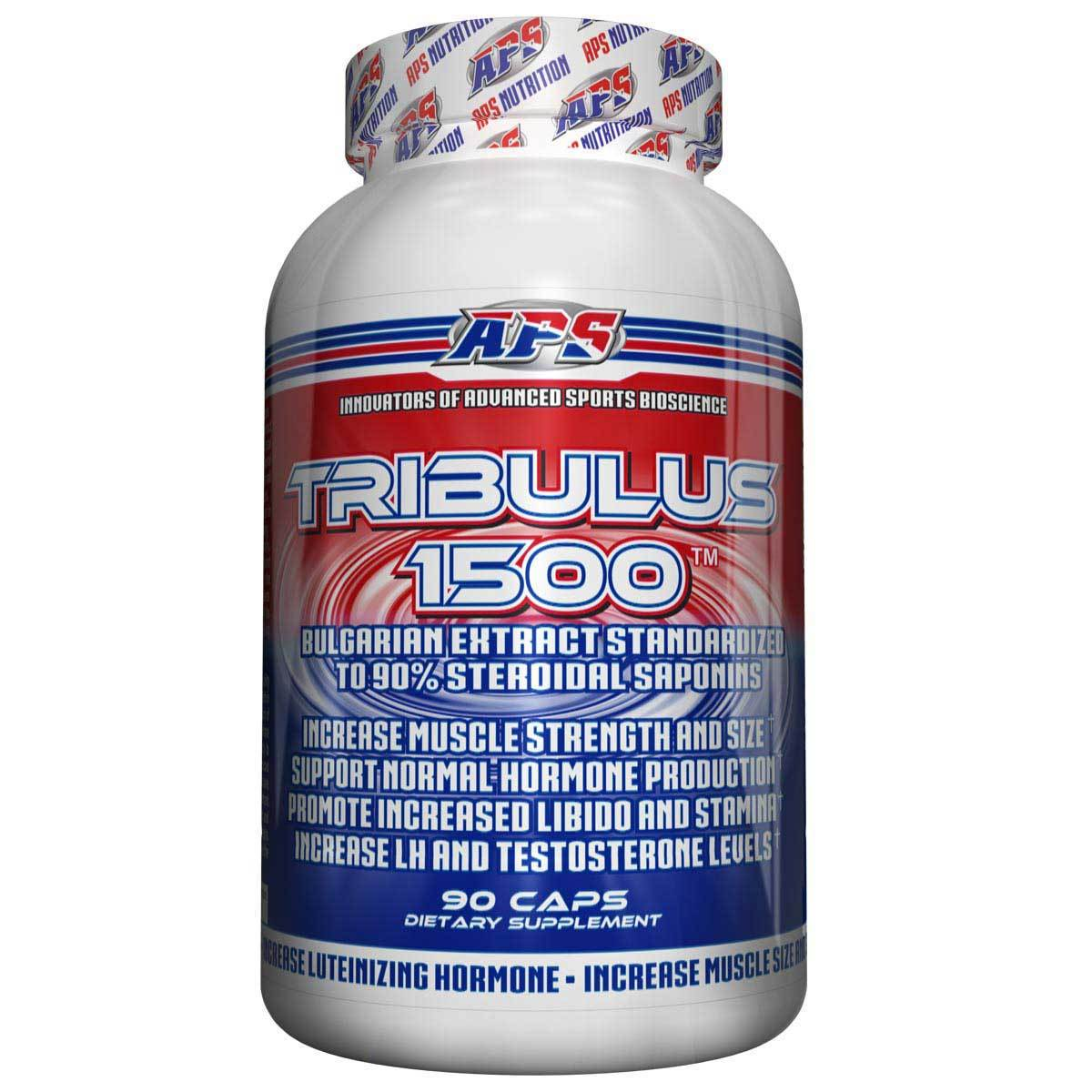 APS Nutrition TRIBULUS 1500 90C Testosterone Boosters APS Nutrition  (1059304800299)