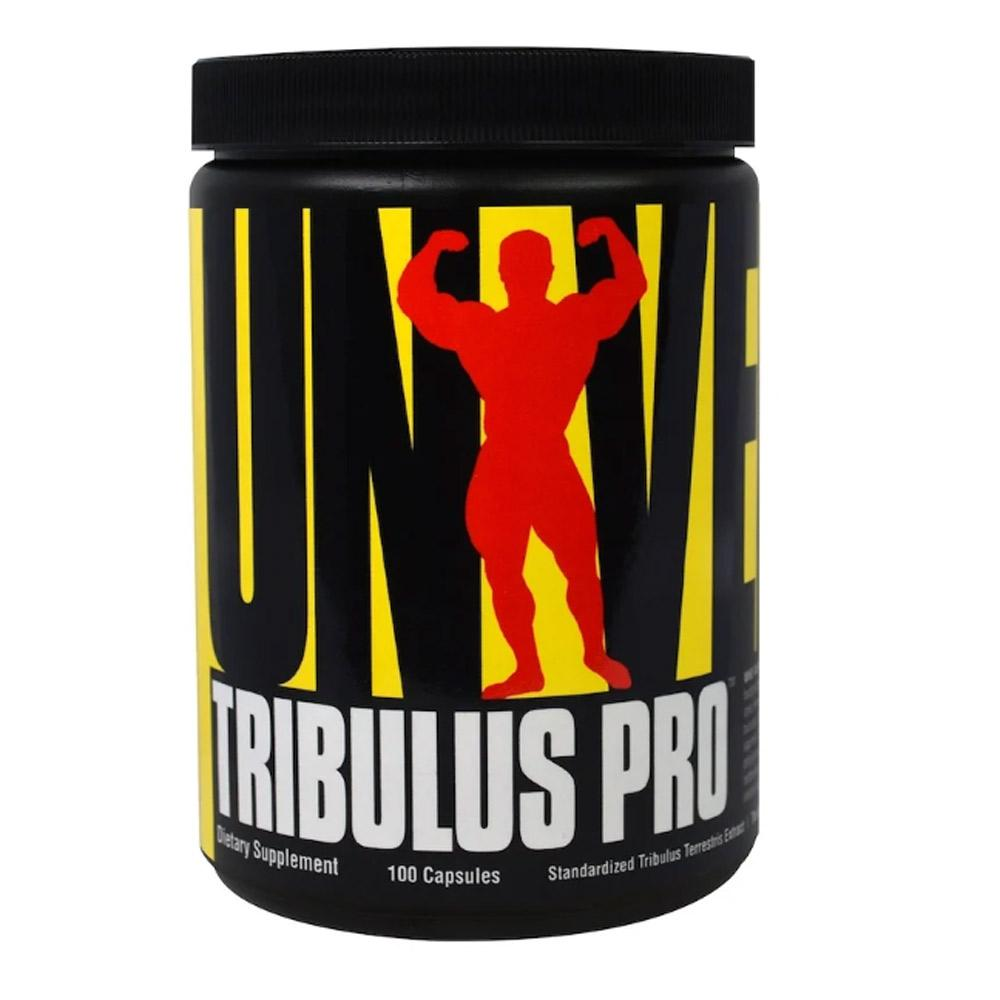 Universal Nutrition Tribulus Pro 100 Capsules Specialty Health Products Universal  (4468479983681)