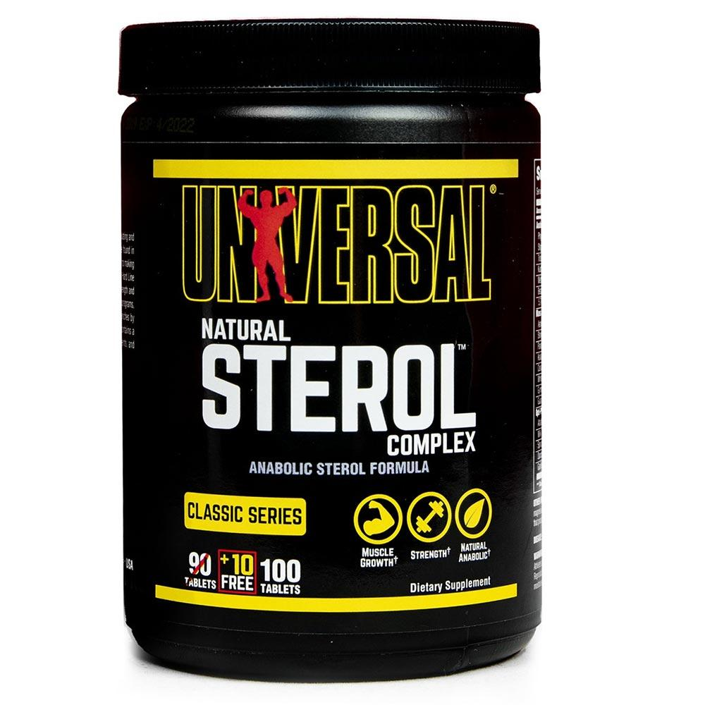 Universal Natural Sterol Complex 90 tabs Other Supplements Universal  (1058824552491)