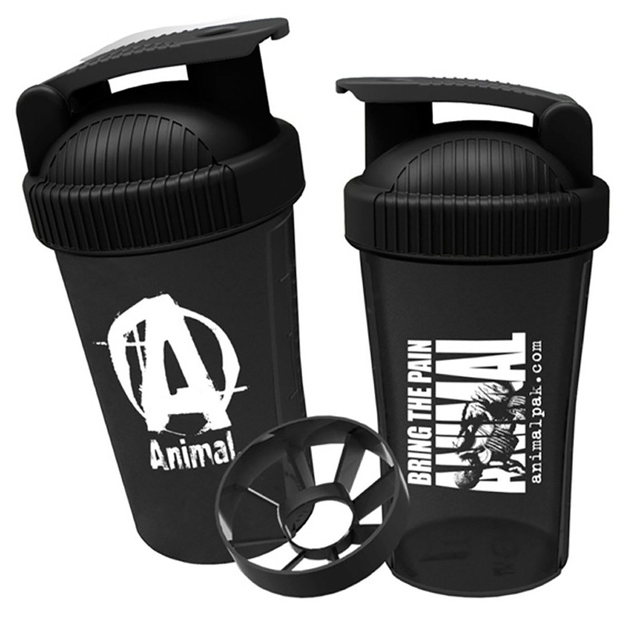 Universal Animal Shaker Bottle Fitness Accessories and Apparel Universal  (1059291791403)