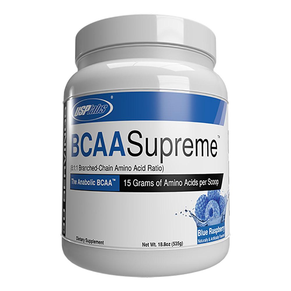 USPLabs BCAA Supreme 30/sv Amino Acids USPLABS Blue Raspberry