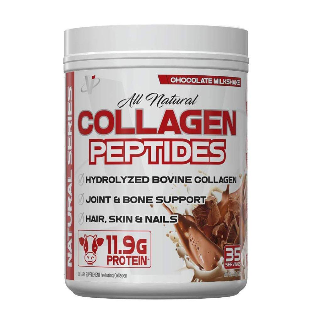 VMI Collagen Peptides 35/Servings Amino Acids VMI Sports Chocolate Milkshake  (4362304782401)