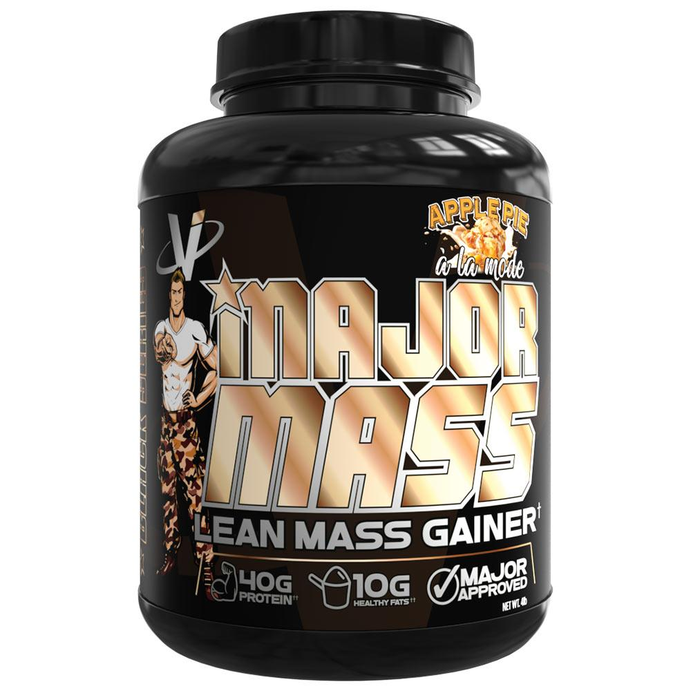VMI MAJOR MASS 4LB Protein Powders VMI Sports APPLE PIE A LA MODE  (1565560963115)
