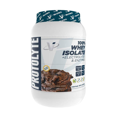 VMI Protolyte 100% Whey Isolate Protein 25 Servings Protein Powders VMI Sports Chocolate Fudge Cookie  (4362729259073)