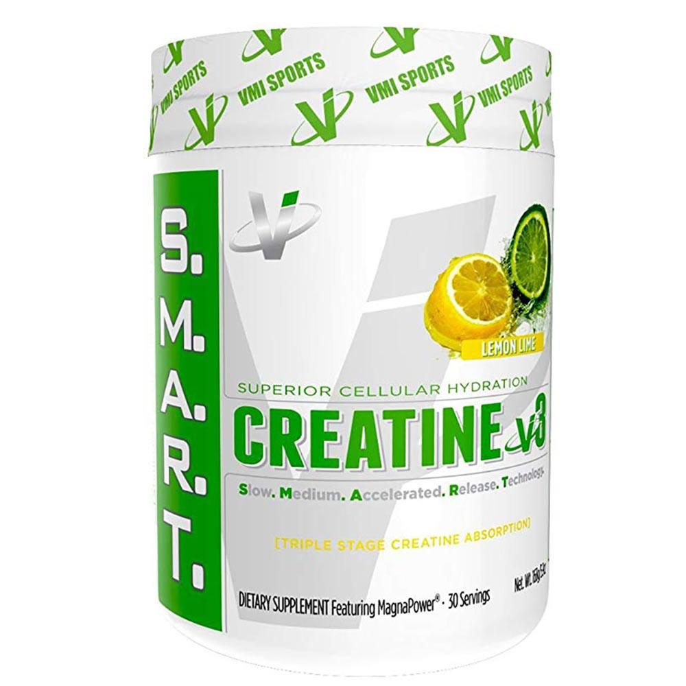 VMI SMART CREATINE V3 Creatine VMI Sports LEMON LIME  (1565482123307)