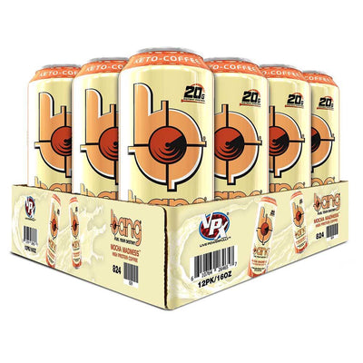 VPX Bang RTD 12/Case Diet/Energy VPX Mocha Madness  (1058943205419)