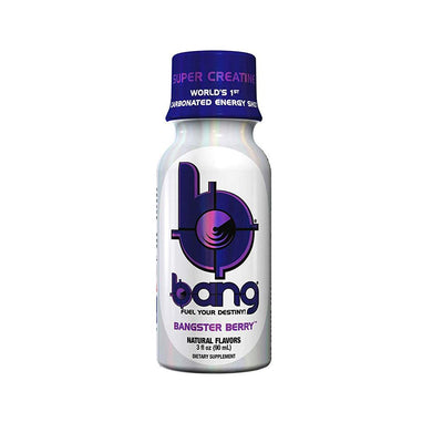 VPX Bang Shot 12/BOX Drinks VPX BANGSTER BERRY  (1700507811883)