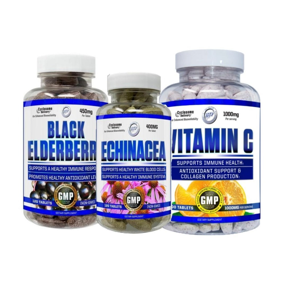 Hi-Tech Wellness Stack Vitamins & Minerals Hi-Tech Pharmaceuticals  (4414662344769)