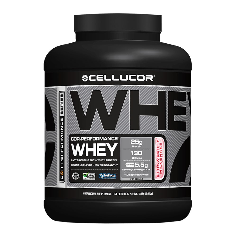 Cor Performance Whey Protein 4lbs By Cellucor