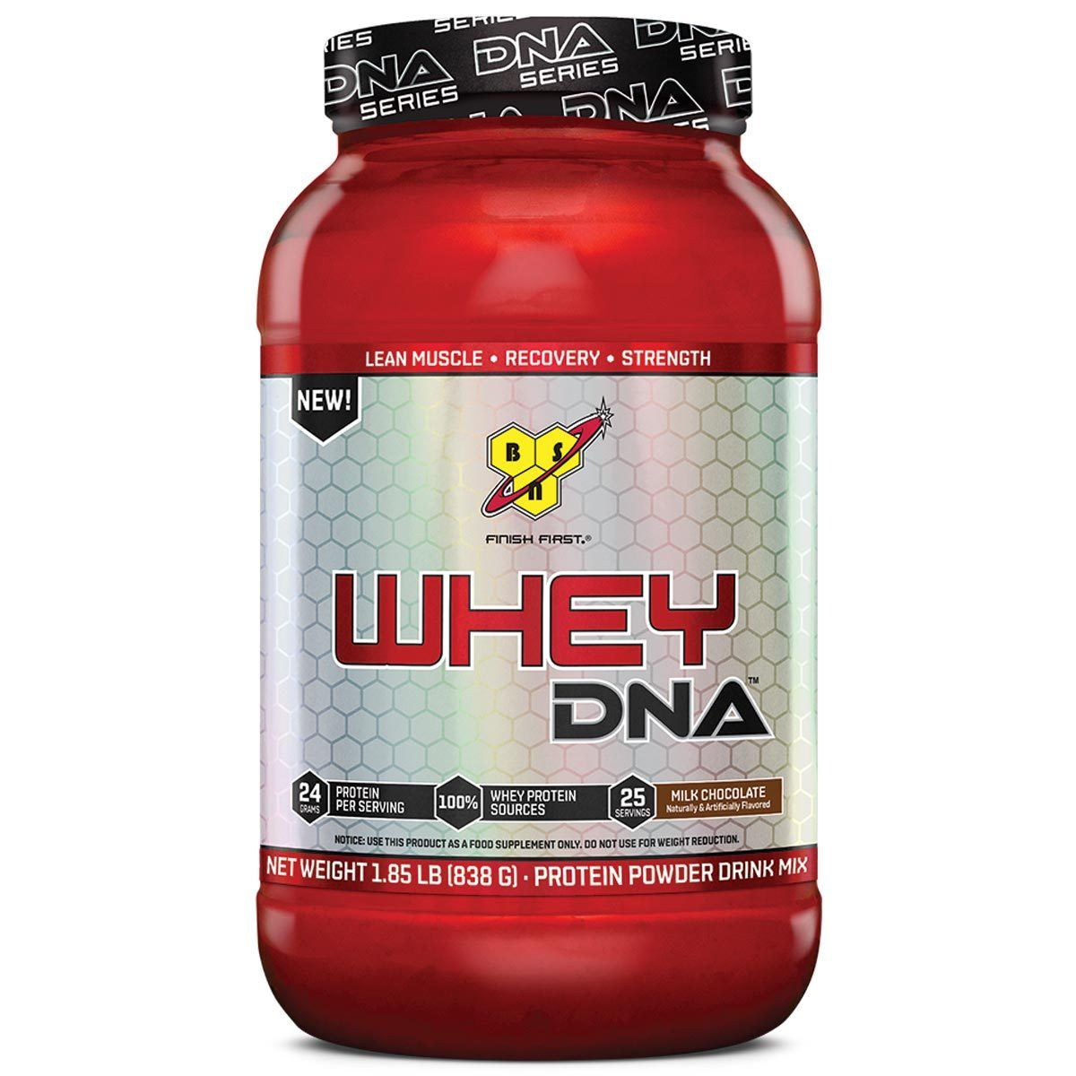 BSN Whey DNA 25 Servings Protein BSN  (1059182575659)