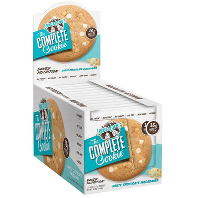 Lenny & Larry's Complete Cookie 12/Box Foods & Snacks Lenny & Larry's White Chocolate Macadamia  (1059222814763)