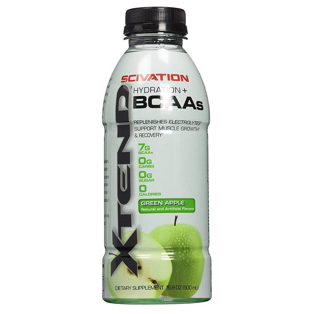 Scivation Xtend RTD 12/Case Drinks Scivation Green Apple  (1555783581739)