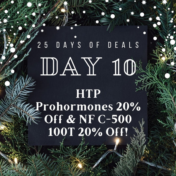 25 Days of Deals Day 10