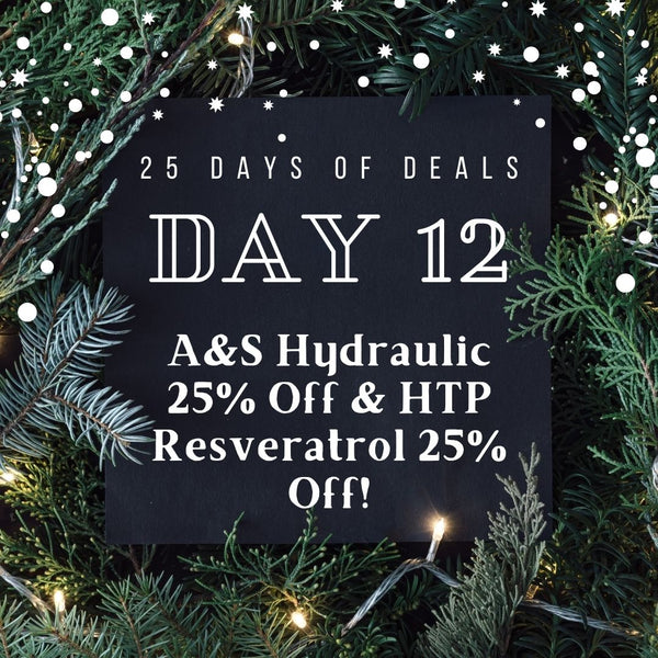 25 Days of Deals Day 12