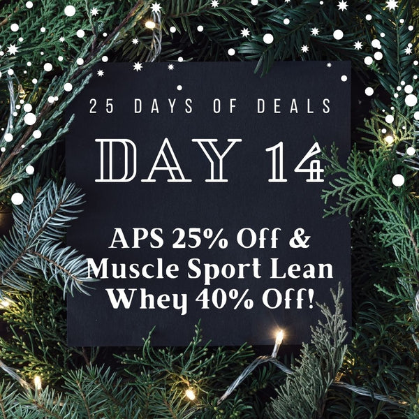 25 Days Of Deals Day 14