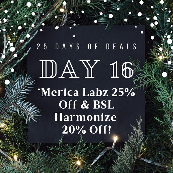 25 Days of Deals Day 16