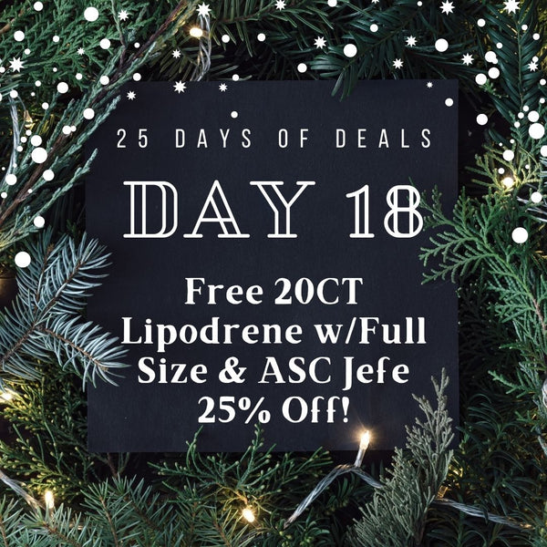 25 Days of Deals Day 18