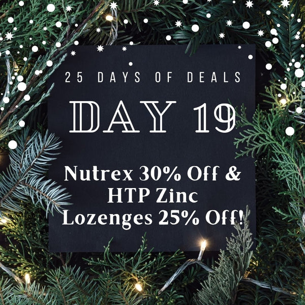 25 Days of Deals Day 19