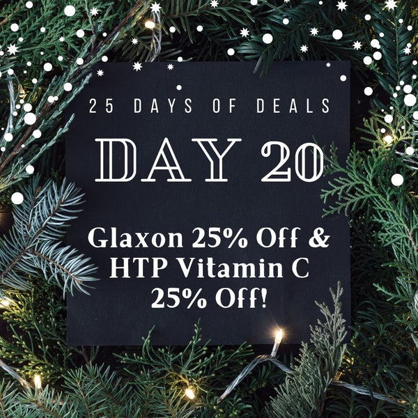 25 Days of Deals Day 20