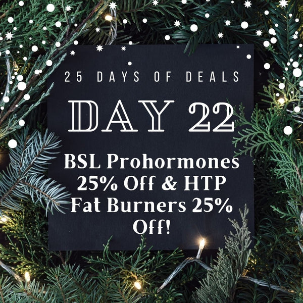 25 Days of Deals Day 22