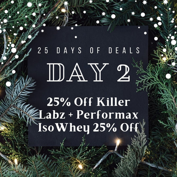 25 Days of Deals Day 2