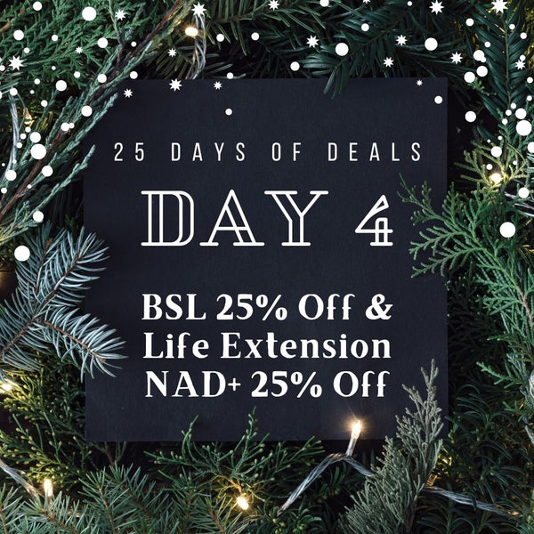 25 Days of Deals Day 4