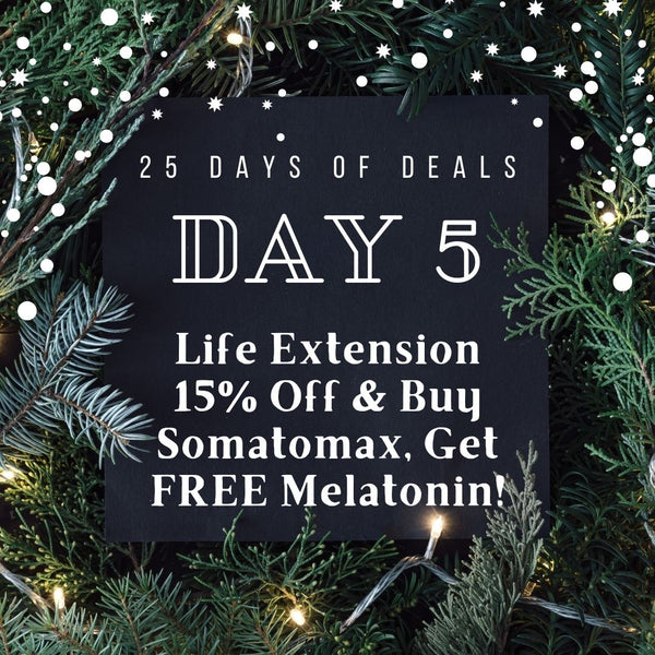 25 Days of Deals Day 5