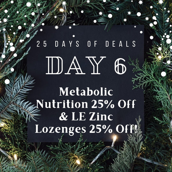 25 Days of Deals Day 6