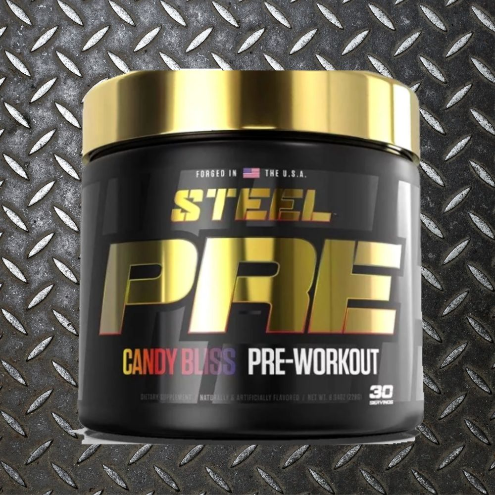 Steel Supplements Introduces New Pre-Workout Called
