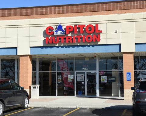 Capitol Nutrition Locations