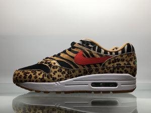 "Atmos x Nike Air Max 1 DLX ""Animal Pack"""