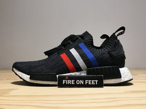"Adidas NMD_R1 PK Primeknit ""Tricolor pack""-Fireonfeet"