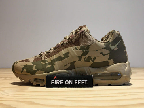 Nike Air Max 95 UK SP Camo-Fireonfeet