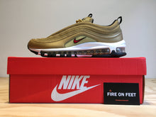 Nike Air Max 97 OG Metallic Gold (2017)-Fireonfeet