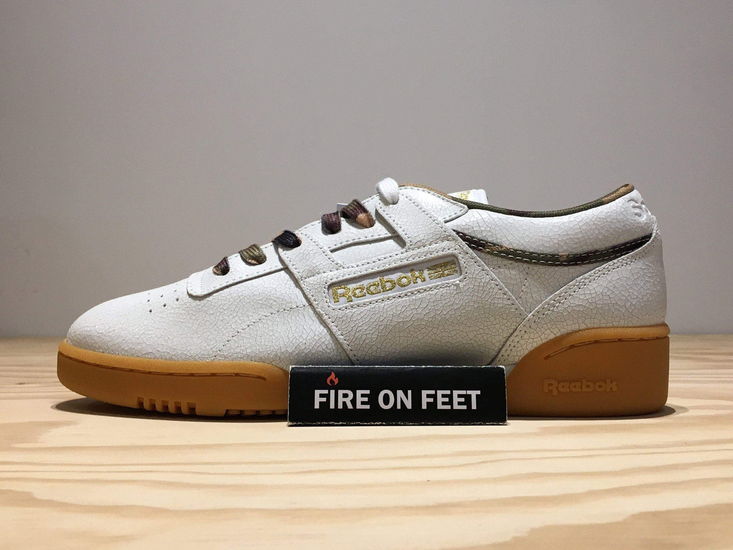 Sneaker Politics x Humidity x Reebok Workout Low-Fireonfeet
