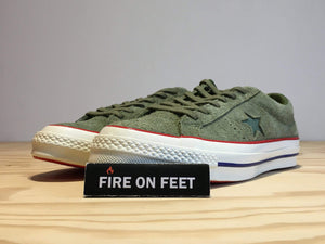 Undefeated x Converse One Star OX-Fireonfeet